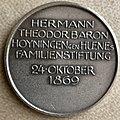 HERMAN THEODOR BARON HOYNINGEN GEN HUENE GEDENKMÜNZE 1896.jpg
