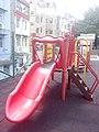 HK 上環 Sheung Wan 卜公花園 Blake Garden 兒童滑梯 children Playground slide June 2017 Lnv2 02.jpg
