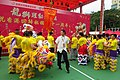 HK 銅鑼灣 CWB 維多利亞公園 Victoria Park for 01-July 舞獅子 Chinese Lion Dance event June 2018 IX2 慶祝香港回歸 Transfer of sovereignty over of Hong Kong 24.jpg