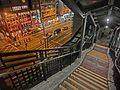 HK Fortress Hill night Stone Stairs near oil street May-2014.JPG