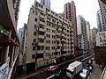 HK ML 半山區 Mid-levels 羅便臣道 Robinson Road escalators n footbridge February 2020 SS2 08.jpg