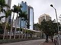 HK SW 上環 Sheung Wan 民光街 Man Kwong Street near 中環 Centrel Ferry Piers 維多利亞海港 Victoria Harbour February 2020 SS2 17.jpg