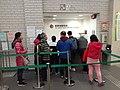 HK TKL 調景嶺 Tiu Keng Leng 翠嶺道 Chui Ling Road 調景嶺體育館 Tiu Keng Leng Sports Centre visitors services counter queue December 2019 SS2 02.jpg