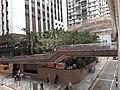 HK WC 灣仔 Wan Chai 皇后大道東 Queen's Road East Wu Chung House garden Spring Garden Lane footbridge January 2020 SS2.jpg