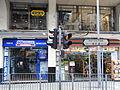 HK Wan Chai Road 灣仔道 QB House 大家樂 Carol de Cafe 7-11 shop May-2012 Man On House.JPG