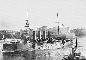 7th Cruiser Squadron (United Kingdom) - HMS Aboukir