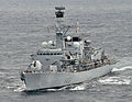 HMS Argyll on Counter-Narcotics Patrol in Caribbean MOD 45158292.jpg