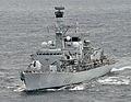 HMS Argyll on Counter-Narcotics Patrol in Caribbean MOD 45158292.jpg