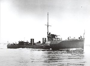 River-class destroyer