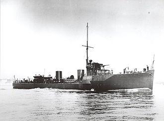 River-class destroyer - Image: HMS Eden