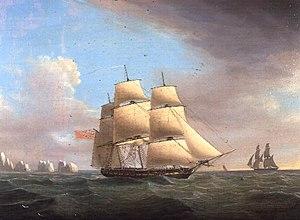 HMS Galatea (1810) - Image: HMS Galatea