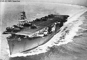 HMS Searcher (D40) - HMS Searcher (D40)