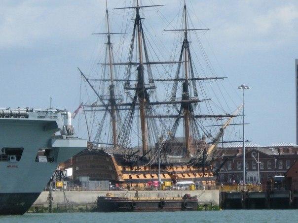 HMS Victory 2007