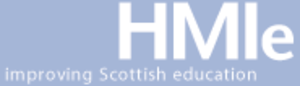 Her Majesty's Inspectorate of Education - HM Inspectorate of Education Logo