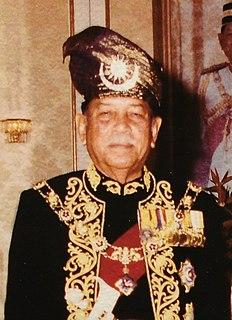 Ja'afar of Negeri Sembilan Malaysian air force marshal