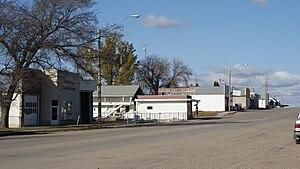 Hafford - Main Street Hafford