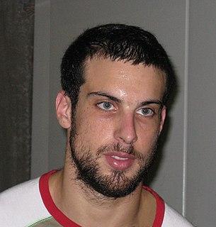 Yotam Halperin Israeli basketball player