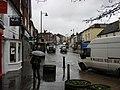 Halstead High Street on a rainy day - geograph.org.uk - 668718.jpg