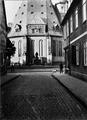 Hanau Neustadt - Niederländisch-Wallonische Kirche von der Schäfergasse 1.png