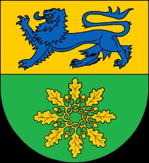 Handewitt - Image: Handewitt Wappen
