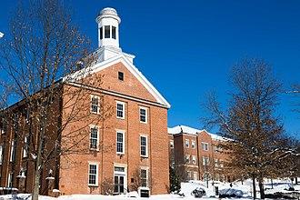Waynesburg University - Hanna Hall