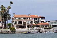 Harborfront Home Newport Beach