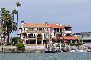Balboa Peninsula, Newport Beach - Harborfront home, Newport Beach