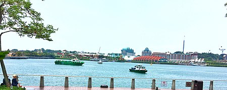 HarbourFront on the way to universal studios, Singapore.jpg