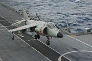 Harrier land Malabar 2007