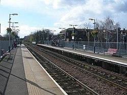 Harringay Green Lanesin rautatieasema
