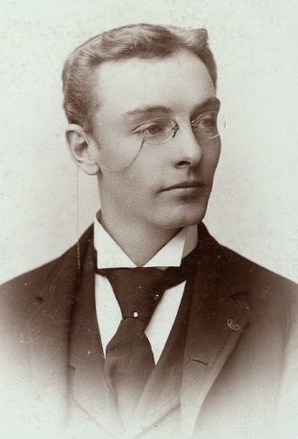 Harry Davenport (actor) - Harry Davenport (ca. 1895)