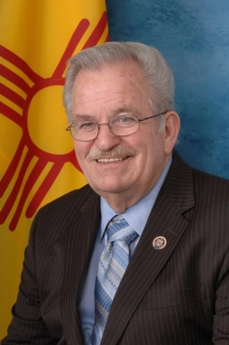 New Mexico's 2nd congressional district - Image: Harry Teague large official portrait