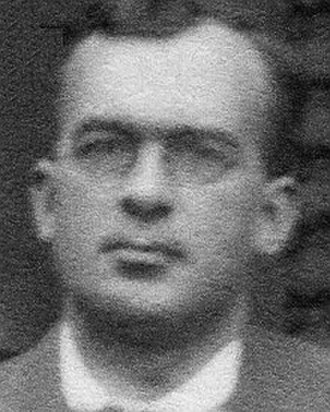 Douglas Hartree - Douglas Hartree at the International Conference on Physics, London 1934
