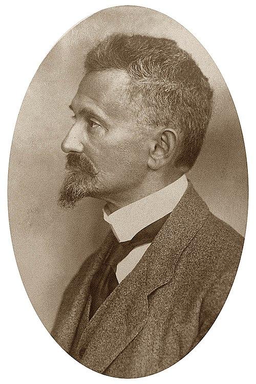 Hausdorff 1913 1921