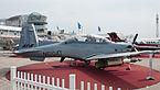 Hawker Beechcraft AT-6B Texan II N610AT PAS 2013 01.jpg