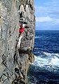 Hebrides climbing - Banded Wall, Pabbay - 02.jpg
