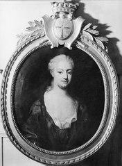 Hedvig Sofia von Leopold, död 1736, gift med Nils Reuterholm