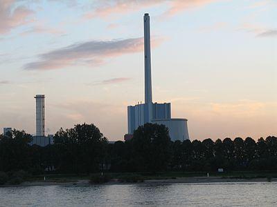 Picture of Heizkraftwerk Köln-Niehl