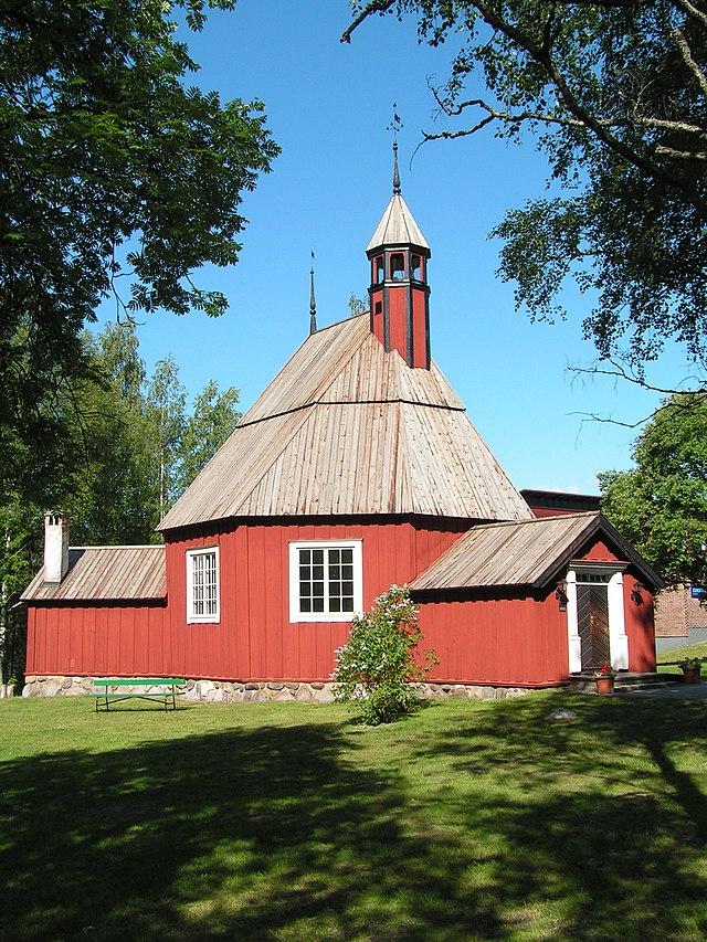 Helena Elisabeth Kirche in Gammlia, Umea