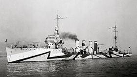 亨雷号驱逐舰 (DD-39)