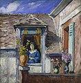 Henri Lebasque - Vue de la fenêtre de toit.jpg