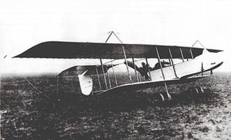 Farman HF.20 - Image: Henry Farman Biplane Jul 1912