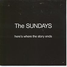 The Sundays - Reading, Writing And Arithmetic Album
