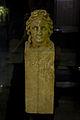 Herm of Mina, 3rd century B.C., Gjyralë. - Limestone, 46 cm. Museum of Archaeology, Tirana.jpg