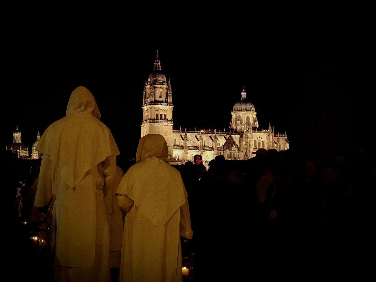 3146180d492 Semana Santa en Salamanca - Wikipedia