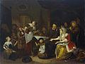Het Sint Nicolaasfeest. Rijksmuseum SK-A-54.jpeg