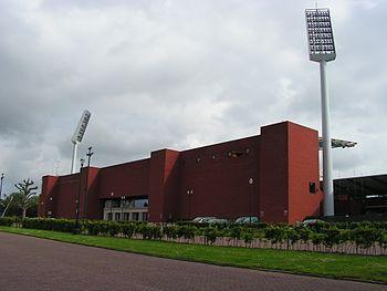 Exterior del estadio