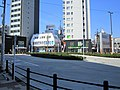 Hibarigaoka Station north 20190302 04.jpg