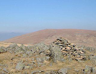 High Raise (Langdale) mountain in United Kingdom