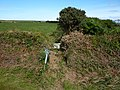 Higher Gear field path stile. - panoramio.jpg